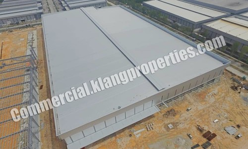 NORTH PORT, BRAND NEW DETACHED FACTORY FOR RENT. 383,656 SF. RM2 PSF